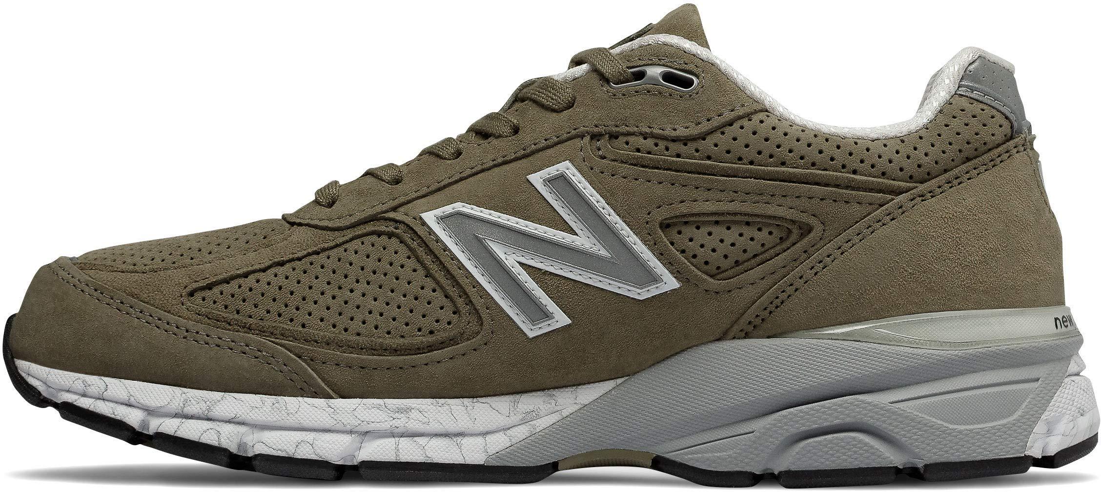 New Balance Running 990V4 Brown/White