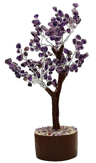 HARMONIZE Baum-Lila Amethyst Spiritual Reiki Kristall Feng Shui ...