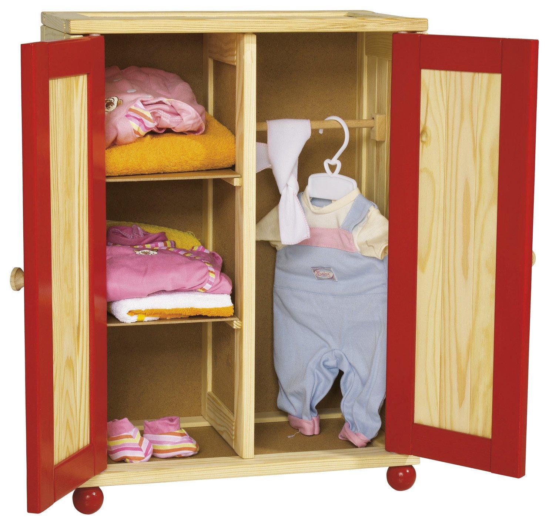 Puppenkleiderschrank: Moderne