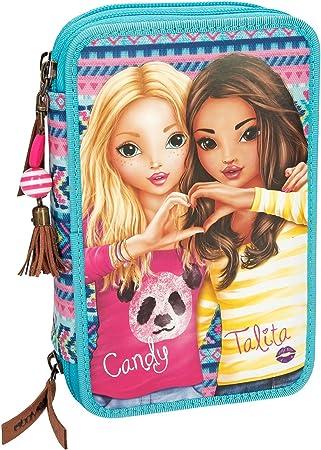 SELECCION DRIM Top Model Estuche Triple Summer: Amazon.es: Juguetes y juegos