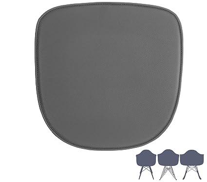 DesignGaragen - Cojín básico para sillas Charles Eames DAW ...