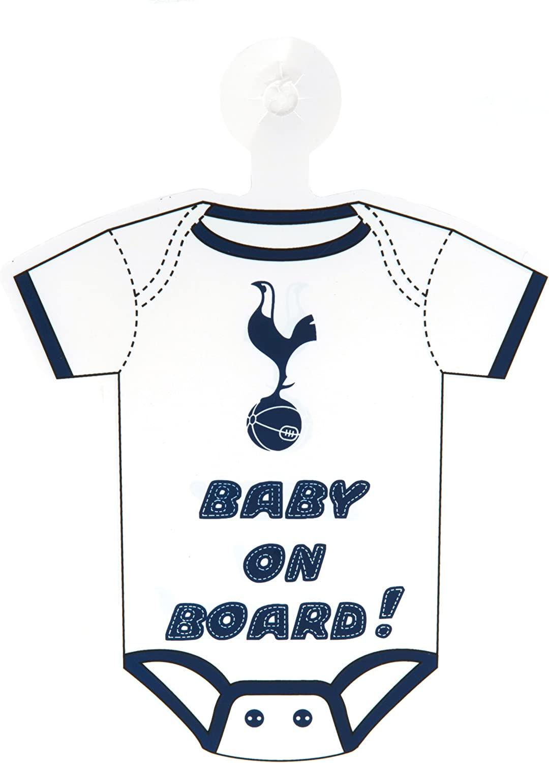 Tottenham Hotspur F C Baby On Board Amazon Co Uk Sports Outdoors