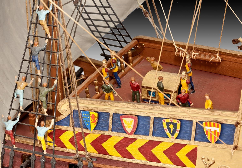 amazon com revell of germany spanish galleon plastic model kit