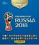 Álbum da Copa do Mundo Rússia 2018 + 60 Figurinhas