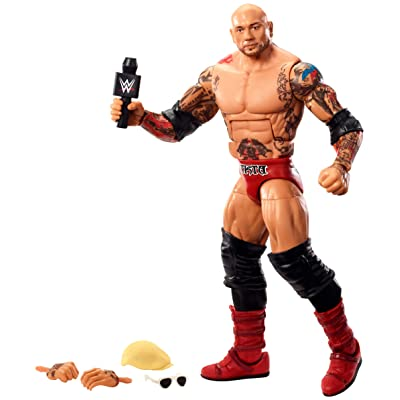 WWE Batista Elite Collection Action Figure: Toys & Games