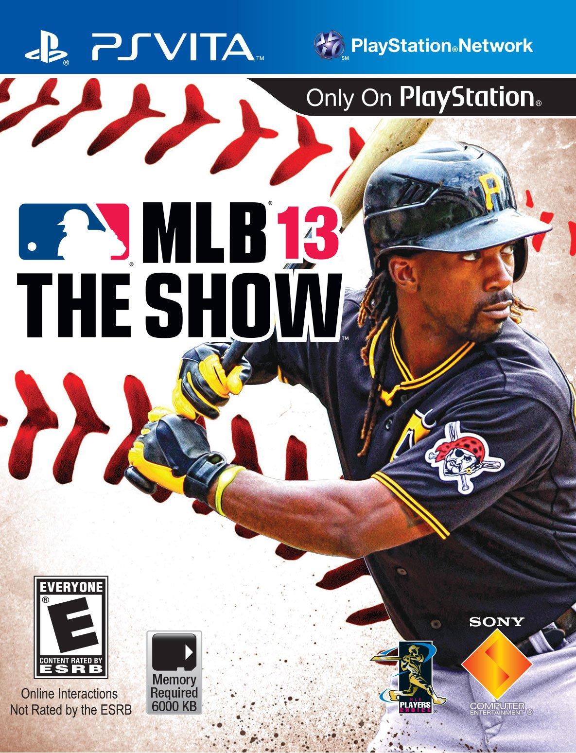 Video Game : MLB 13 The Show - PlayStation Vita
