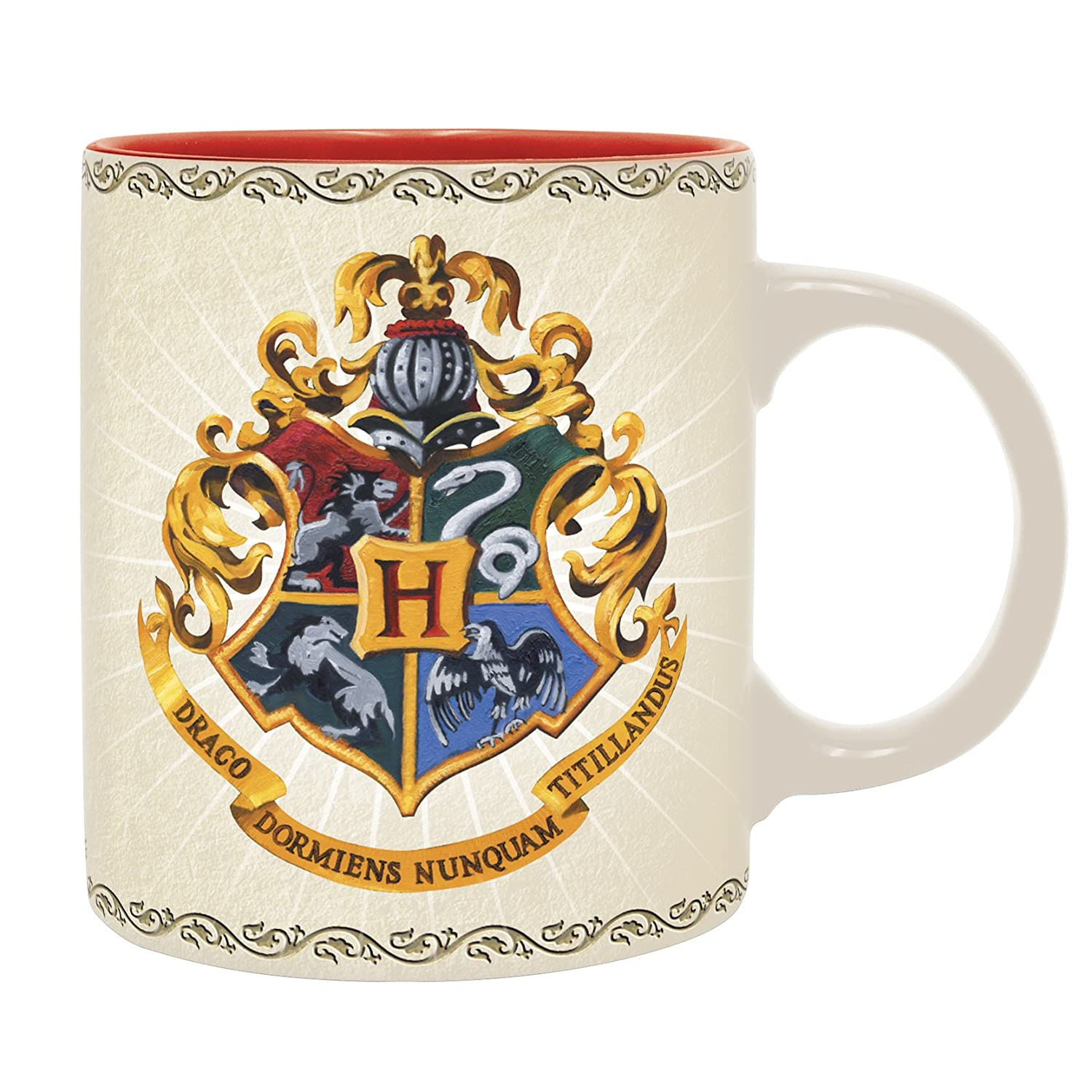 Harry Potter 355 ml ABYstyle Corvonero Tazza da Viaggio
