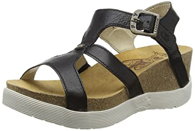Femmes Coin Yona737fly Sandalen Fly London ZNXpkuT