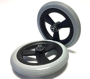 Silla Neumáticos pannensicher 8 x 1 1/4 o 200 x 30, 1 par (2 unidades), ...