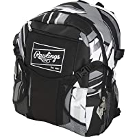 Rawlings Remix Youth Tball and Baseball Backpack Bags