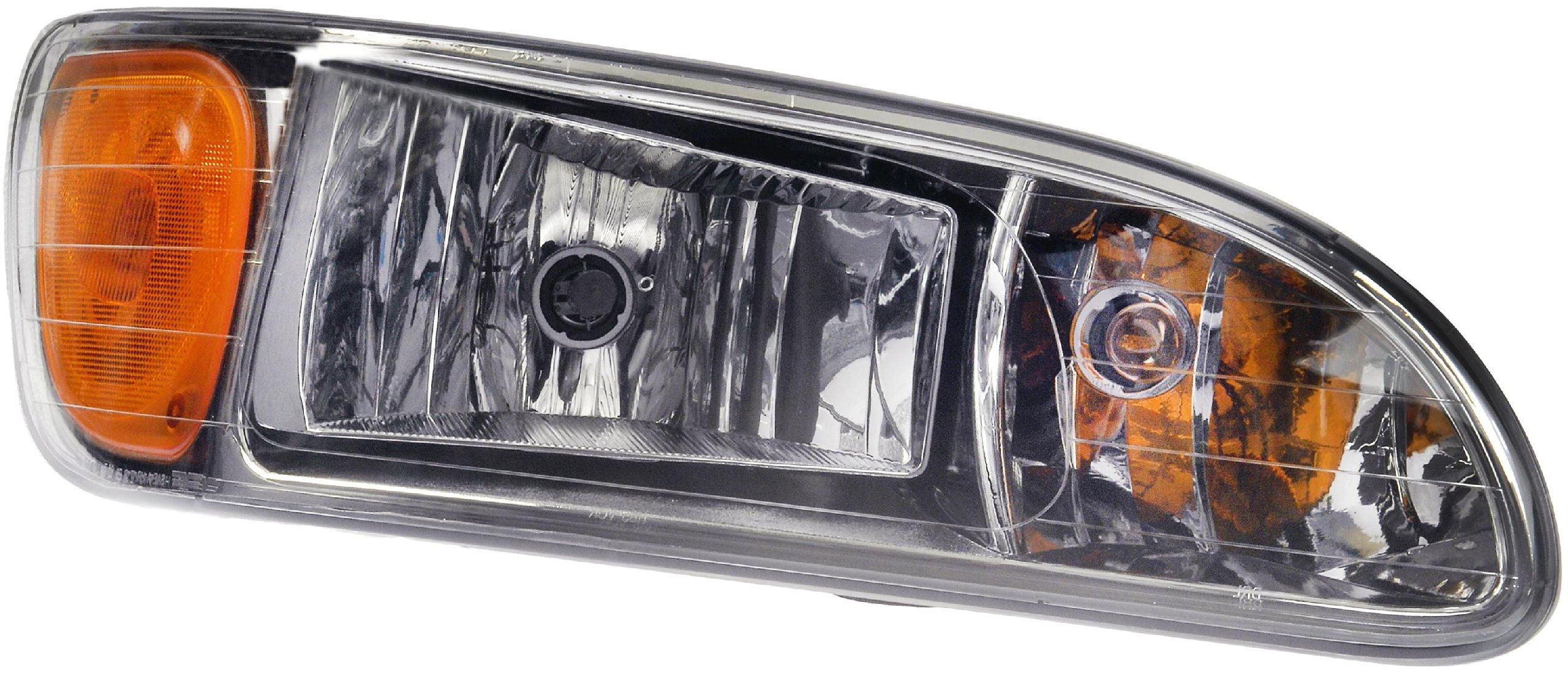 Dorman 888-5403 Passenger Side Headlight Assembly For Select Peterbilt Models