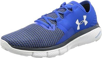 cruzar insulto Por lo tanto  Amazon.com | Under Armour Speedform Fortis 2 Running Shoes - 8.5 - Blue |  Running