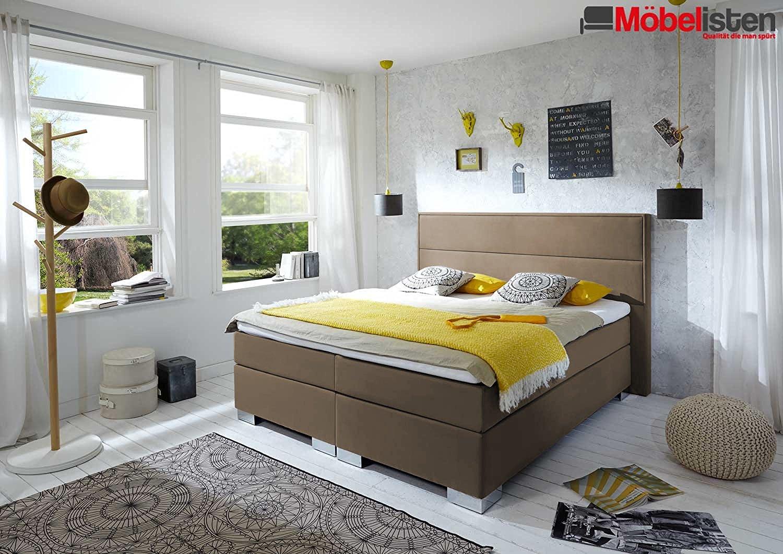 single boxspringbett lifestyle made in germany tonnentaschenfederkern in der box und in der 7. Black Bedroom Furniture Sets. Home Design Ideas