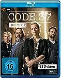 Code 37 - Staffel 1 [Blu-ray]