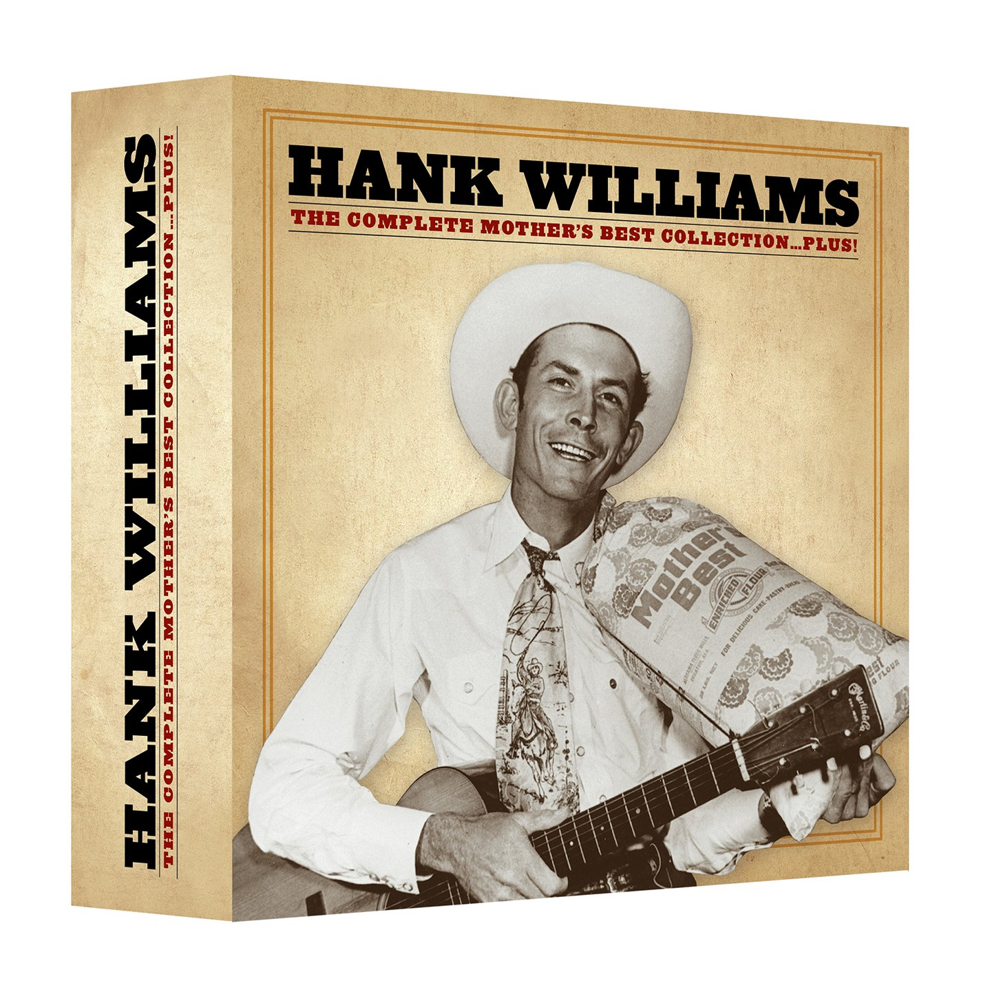 Hank Williams: Mother's Best Plus Collection (15CD/1DVD) by Time Life/WEA