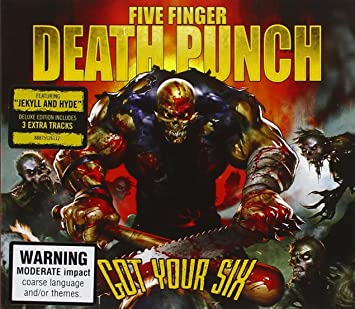 five finger death punch got your six free download