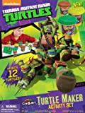 Cra-Z-Art Teenage Mutant Ninja Turtles Mold n' Play Activity Set