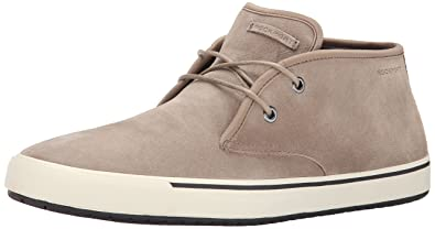Rockport Men's Path To Greatness Chukka Taupe 7.5 M (D)-7.5 M