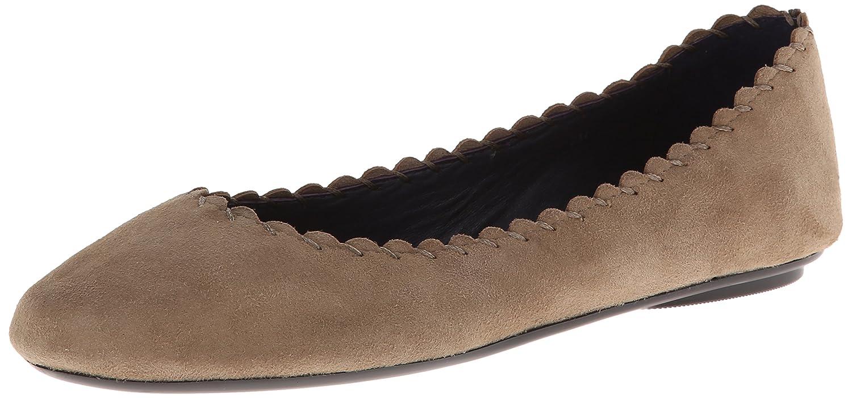 Amazon.com | VANELi Women's Bennet Ballet Flat, Dark Tan Coach Suede, 6.5 M  US | Flats