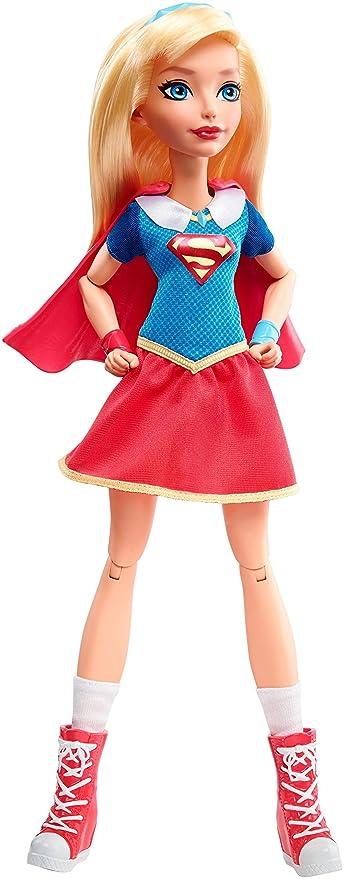 06418c8c19e25 Amazon.com  DC Super Hero Girls Supergirl 12