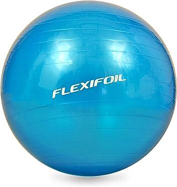 Flexifoil Pelota para Ejercicios Anti-desinflado (55cm ...