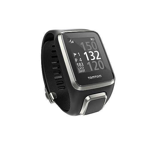 TomTom Golfer 2 GPS Watch - Large Strap, Black
