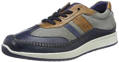 Bugatti Herren 321465035900 Sneaker, Blau (Dark Blue), 40 EU