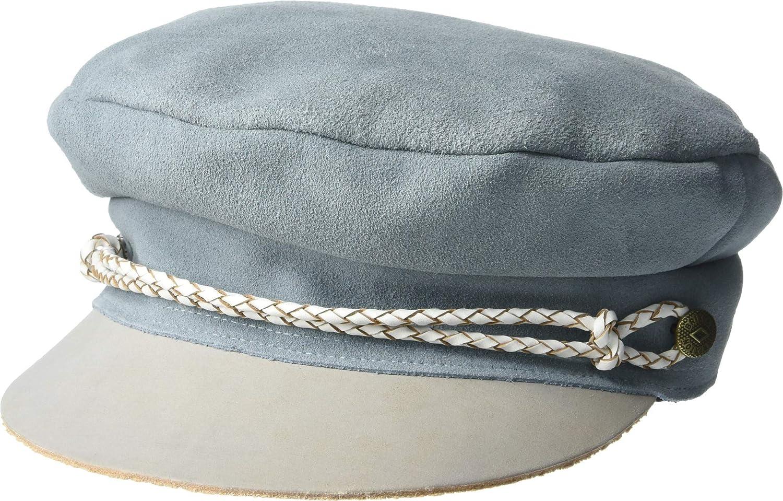 399b30c21942f7 Brixton Women's Kayla Cap Blue Stone SM (7) at Amazon Women's Clothing  store: