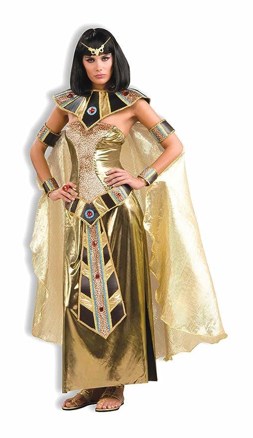 Roaring 20s Costumes- Cheap Flapper Dresses, Gangster Costumes Forum Womens Egyptian Goddess Costume $41.98 AT vintagedancer.com
