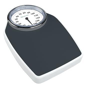 Medisana PSD 40461, Báscula de Baño de Estilo Retro, con diseño clásico y gran escala, hasta 150 kg: Amazon.es: Salud y cuidado personal