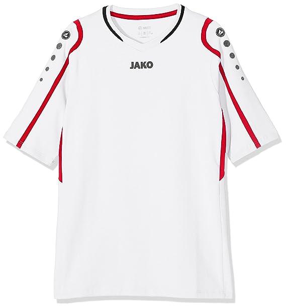b6f7429758233 Jako Camiseta De Voleibol Bloque  Amazon.es  Deportes y aire libre