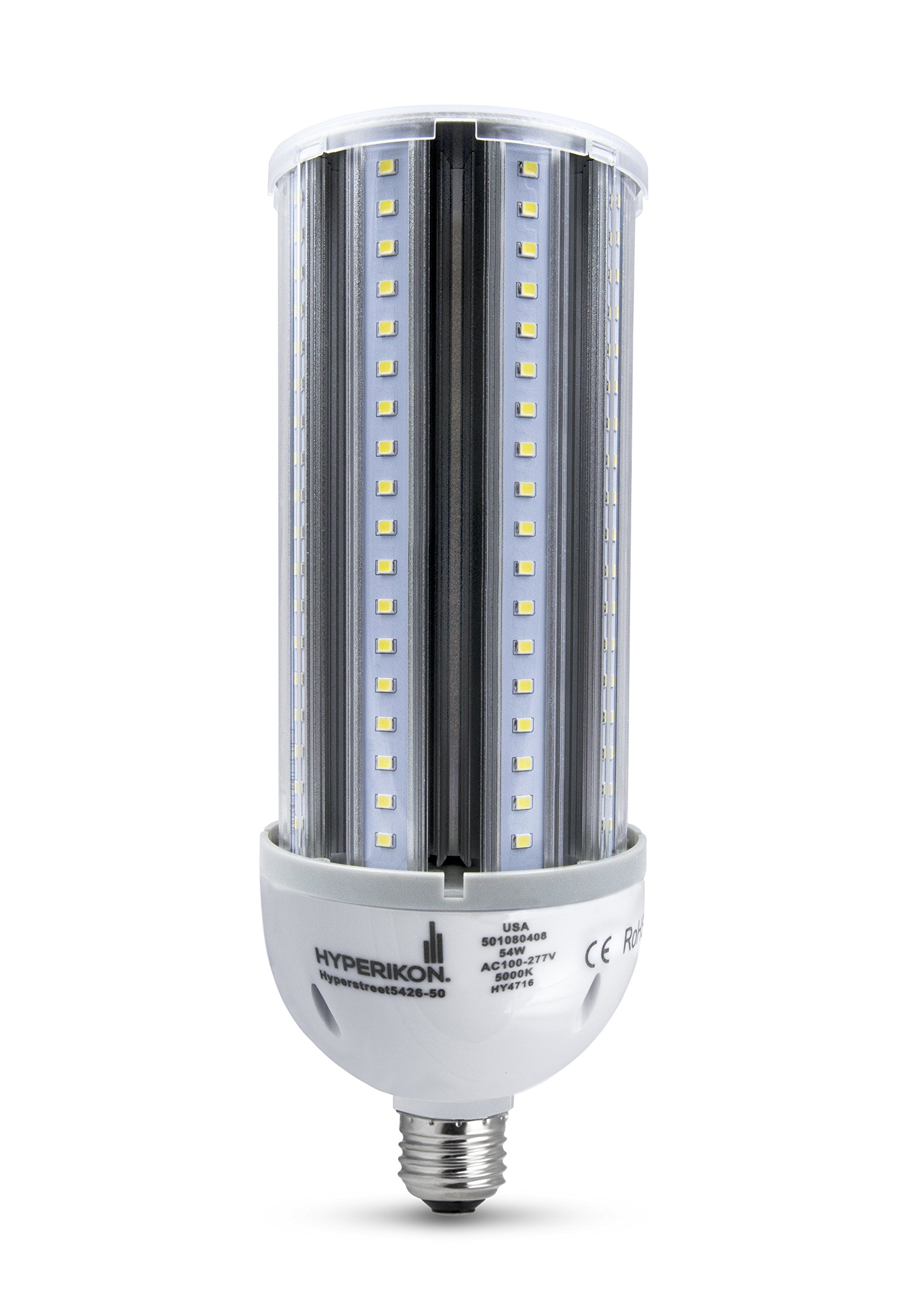 Hyperselect 54w Led Corn Light Bulb Street And Area Light