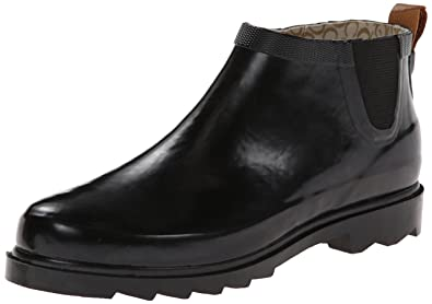 Amazon.com | Chooka Womens' Waterproof Top Solid Mid Rain Boot ...
