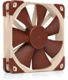 Noctua NF-F12 PWM, 4-Pin Premium Quiet Fan (120mm, Brown)