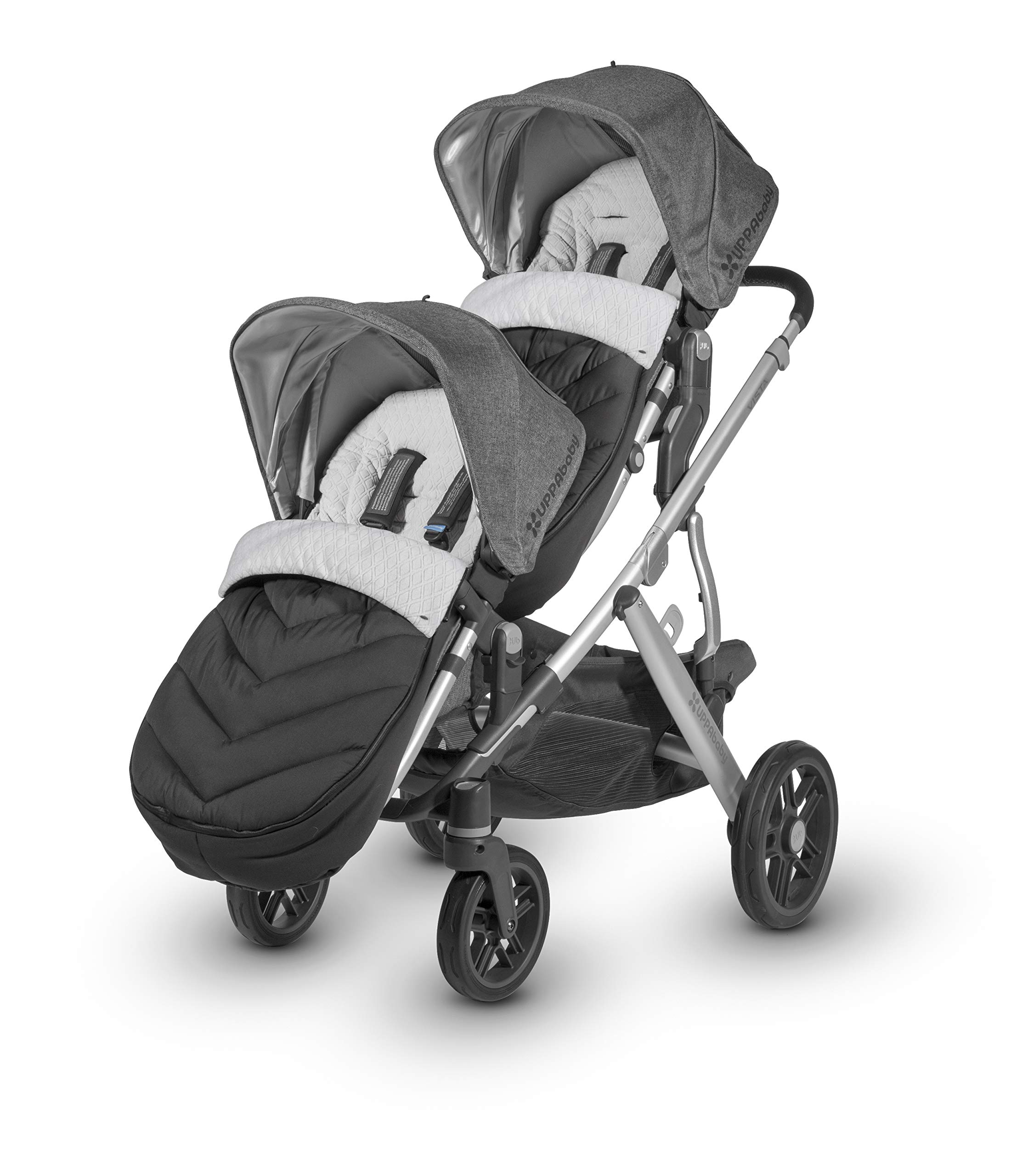 UPPAbaby RumbleSeat CozyGanoosh - JAKE (black) by UPPAbaby