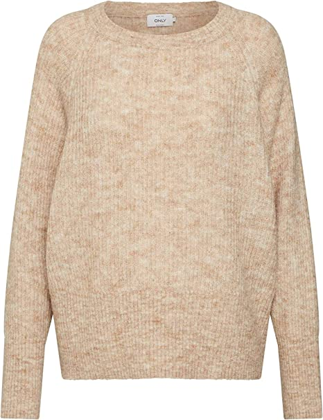 Pullover ONLY Damen Onlnanna L//S KNT