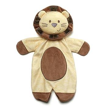 Baby Gund Playful Pals Lion Lovey Stuffed Animal Plush Blanket Toy 11 5