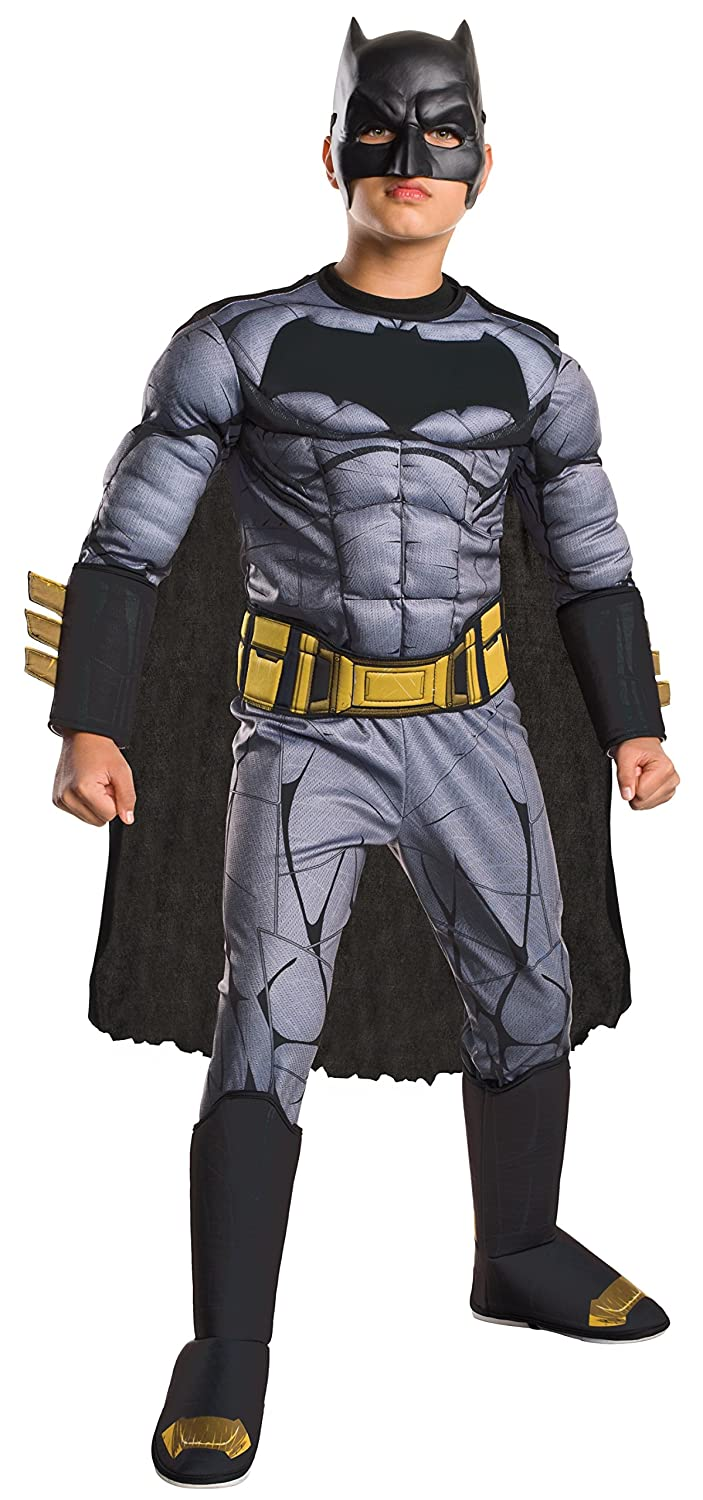 Amazon.com: Rubies Costume: Dawn of Justice Deluxe Muscle ...