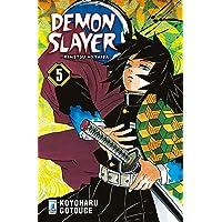 Demon slayer. Kimetsu no yaiba: 5