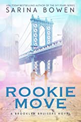 Rookie Move (Brooklyn Bruisers Book 1) Kindle Edition