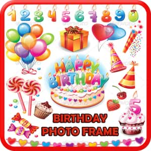 Amazon com: Live Birthday Photo Frames: Appstore for Android