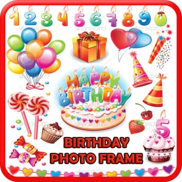 Amazoncom Live Birthday Photo Frames Appstore For Android