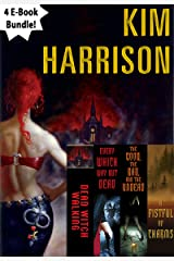 Kim Harrison Bundle #1 Kindle Edition