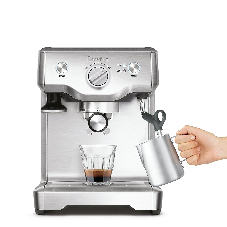 breville duo temp pro espresso machine stainless