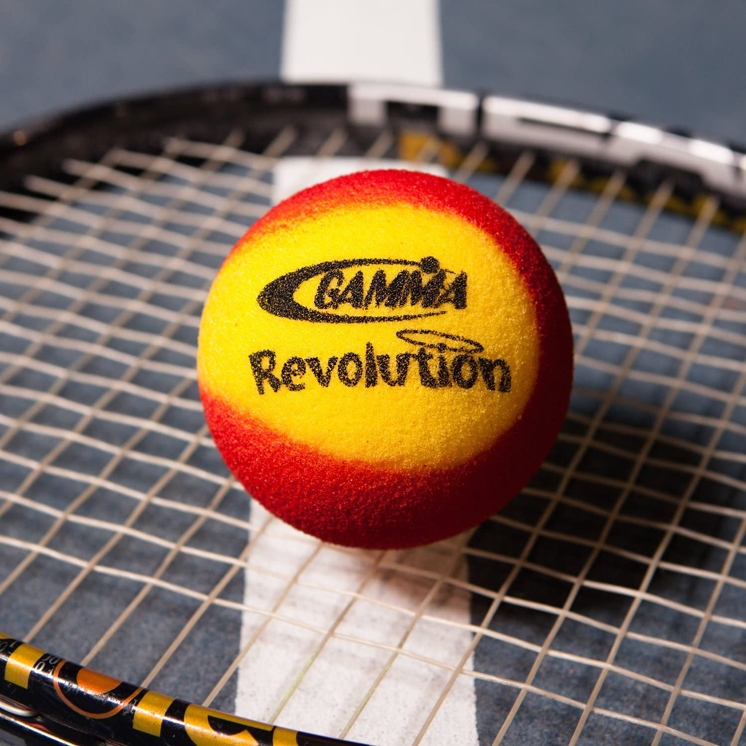 3 Options Available Gamma Sports Foam Tennis Balls for Children and Beginners