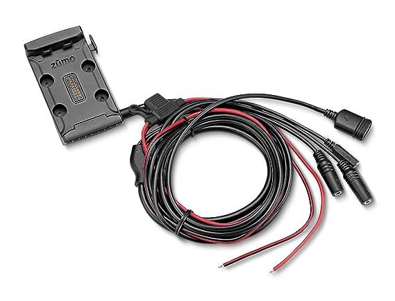 amazon com zumo 590 motorcycle mount cell phones \u0026 accessories Wiring Harness 1993 Suzuki Intruder 800 Motorcycle Gps Wiring Harness #18
