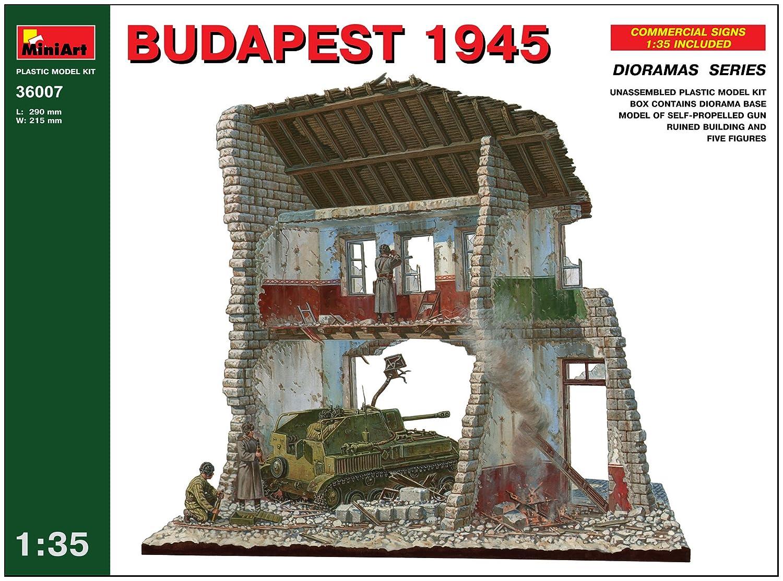 MiniArt 36007 - Budapest 1945 MIN36007