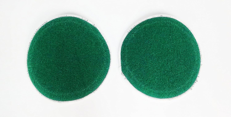 ES-430 ES-230 ES-500 Scrubber MP-103 ES-530 Replacement Mop Head Green Elicto ES-200 ES-330