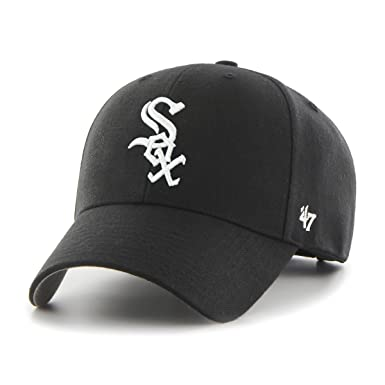 Unbekannt 47 Cap MLB Chicago White Sox MVP, Black, OSFA, B de ...