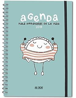 Agenda anual semana/vista Croqueta y Empanadilla 2019 ...